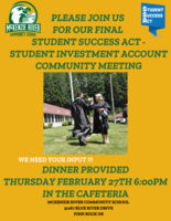 McKenzie Seeks Community Input to Finalize Student Investment Account Plan