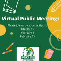 Public Meetings - Virtual