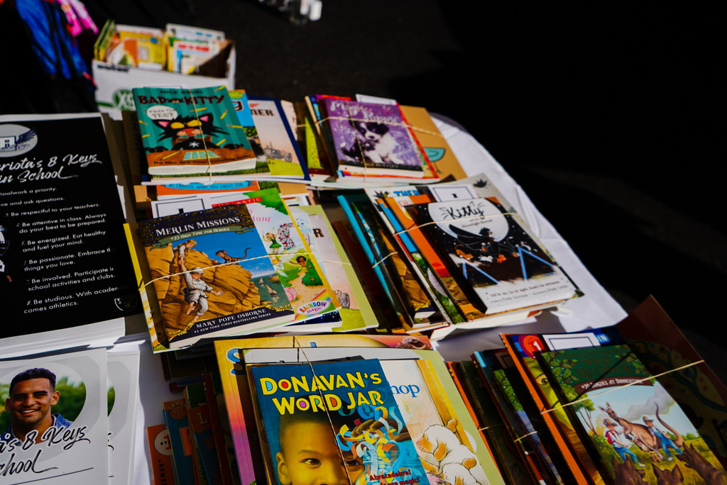 SMART Reading Book Donation