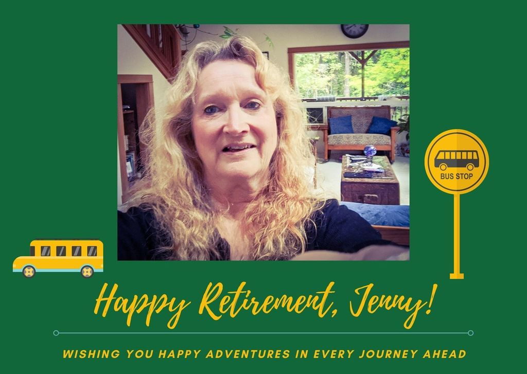 Retirement for Jenny