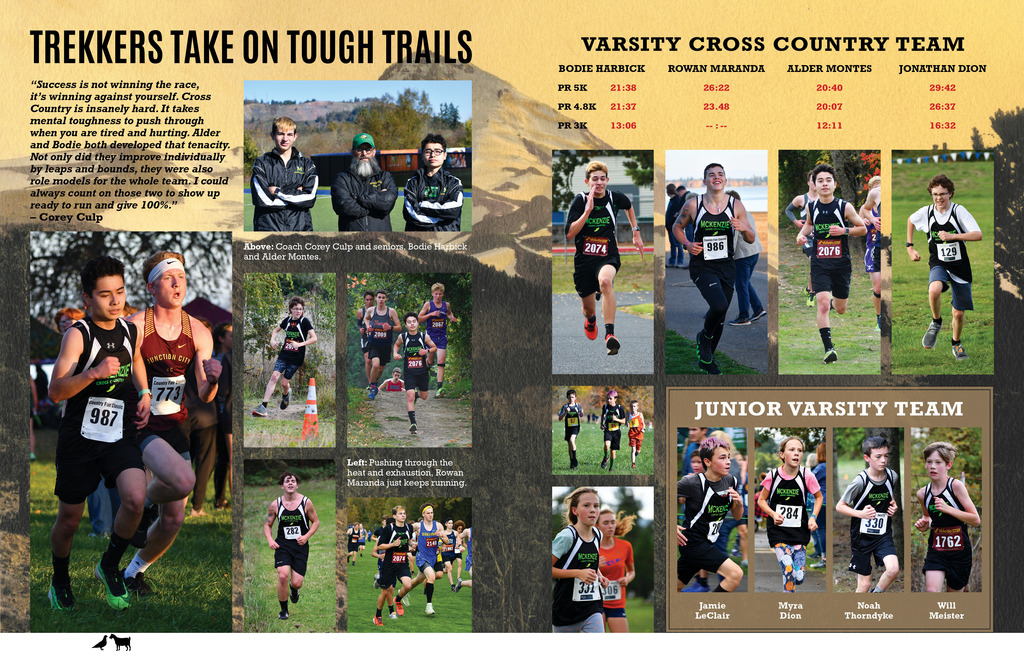 2019 MRCS Cross Country